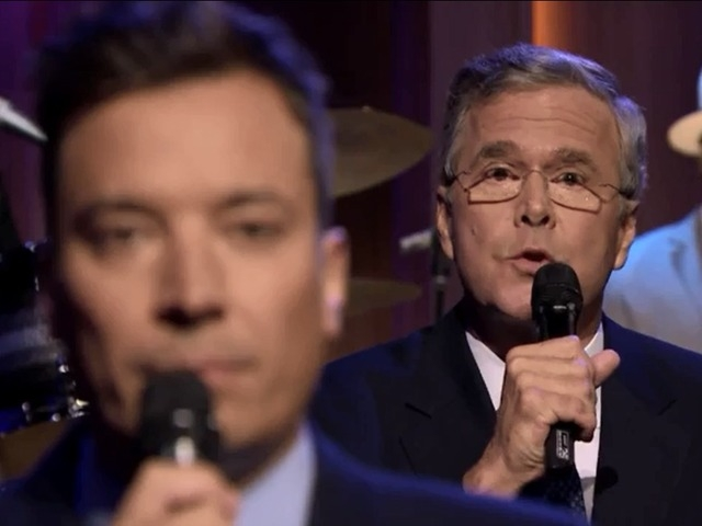 Jeb Bush Slow Jams Announcement by Jim Wertz