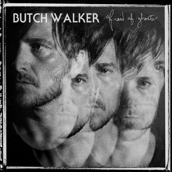 Butch Walker // Afraid of Ghosts  by Alex Bieler