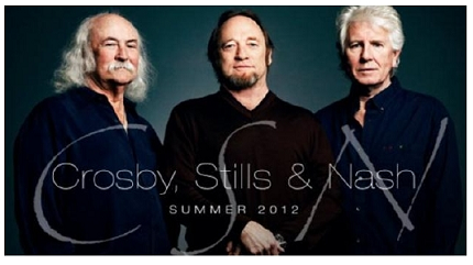 Last Chance to Win Crosby, Stills and Nash Tickets! by Cory Vaillancourt