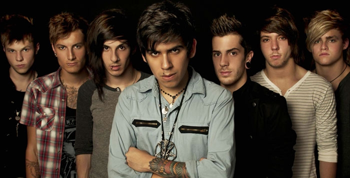 Texas-based Metalcore group Crown the Empire Returns to Erie by Tommy Shannon