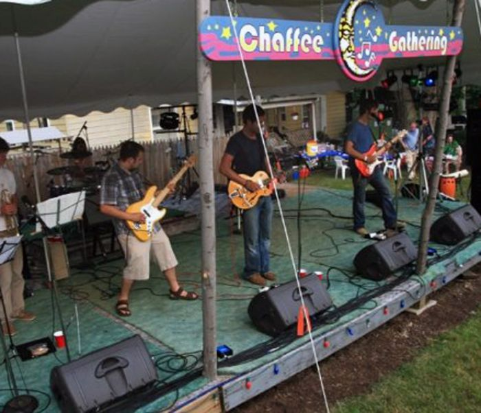 Live Music Preview: The Gathering at Chaffee's by Alex Bieler