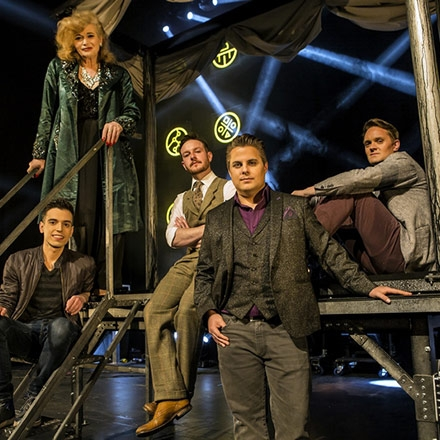 World-Class Magicians to Perform at Warner Theatre by Tracy Geibel