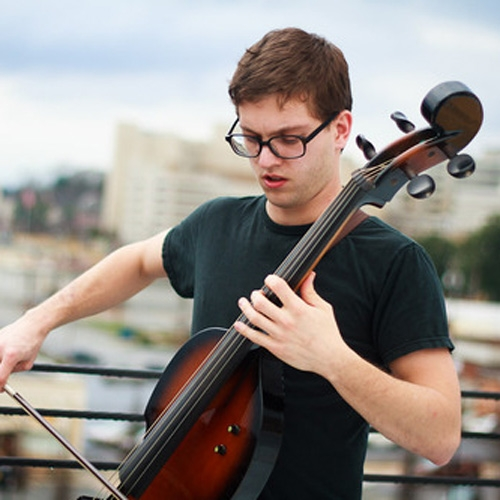 Christopher Bell to Redefine How a Cello Can Be Played at the Rook by Sara Toth