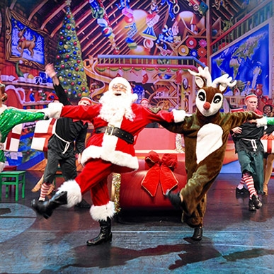 Broadway Christmas Wonderland Visits the Warner Theatre by Tracy Geibel