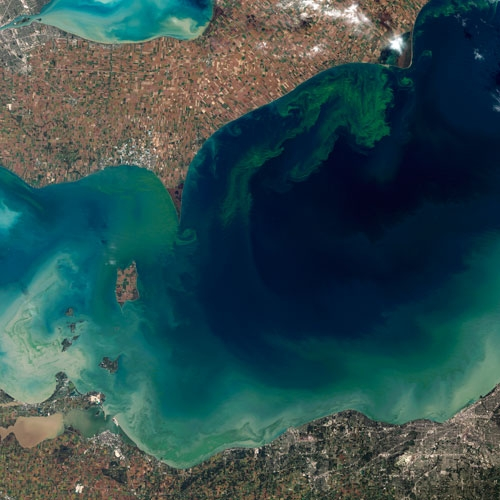 Lake Erie in Peril: Four Looming Threats to our Most Valuable Resource  by Jay Stevens