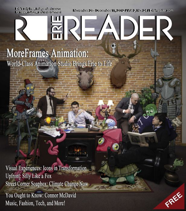 MoreFrames Animation: World-Class Animation Studio Brings Erie to Life by Alex Bieler