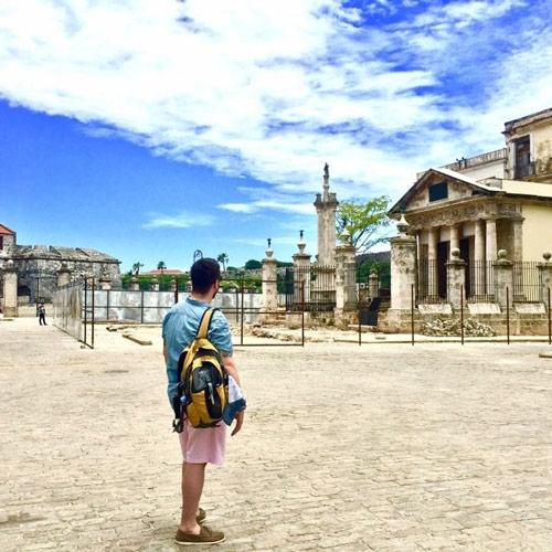 Ten Hours in Havana by Ben Speggen