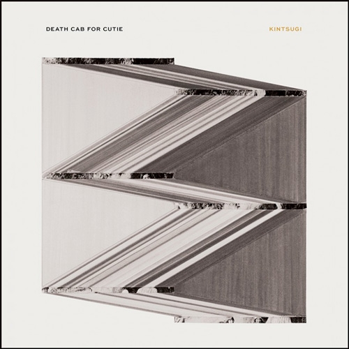 Death Cab for Cutie // Kintsugi by Alex Bieler