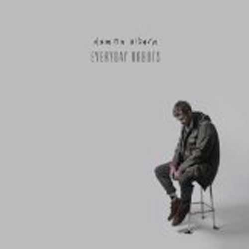 Damon Albarn // Everyday Robots by Alex Bieler