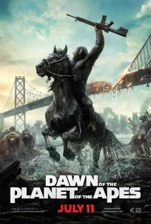 Dawn of the Planet of the Apes by Eric Kisner