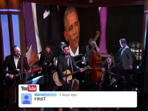 Watch The Decemberists Turn YouTube Comments into Short Songs on Kimmel by Alex Bieler