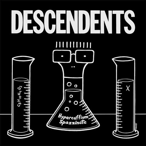 Descendents // Hypercaffium Spazzinate by Nick Warren