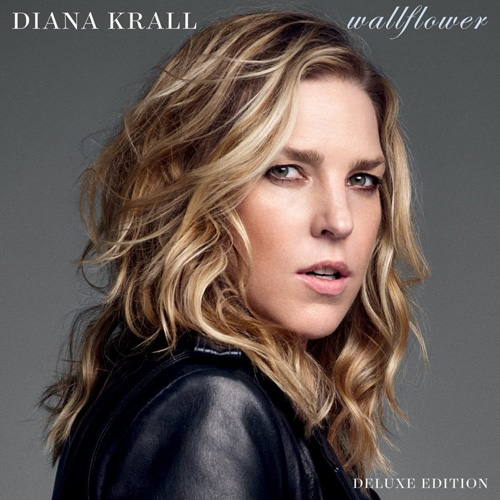 Wallflower // Diana Krall by
