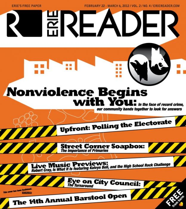 Nonviolence Begins with You: In the face of record crime, our community bands together to look for answers by Rebecca Styn