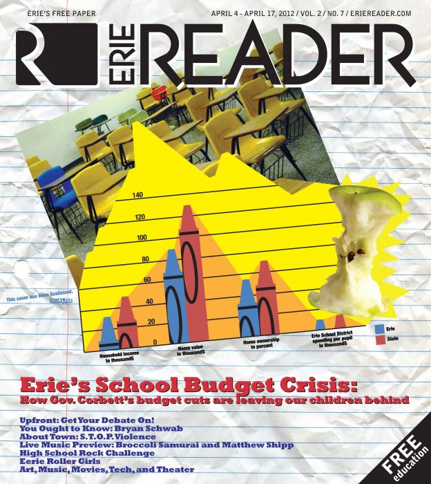 Erie's School Budget Crisis by Jay Stevens