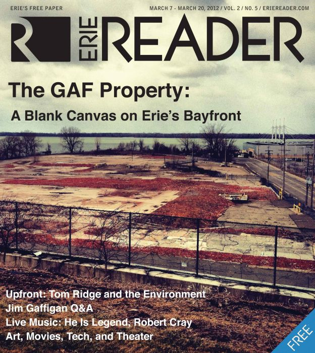 The GAF Property: What's Next? by Jay Stevens