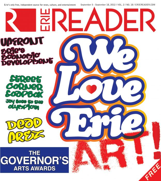 ?Clip ?n? Save? Guide to the 2012  Pennsylvania Governor?s Awards for the Arts by Abby Badach