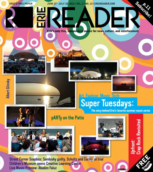 Super Tuesdays: The Story Behind Erie's Favorite Music Series by Rebecca Styn