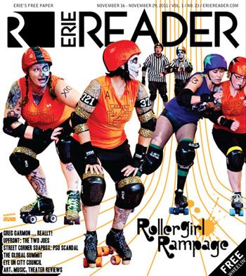 Roller Girl Rampage: The Sisterhood of Skates by Jay Stevens