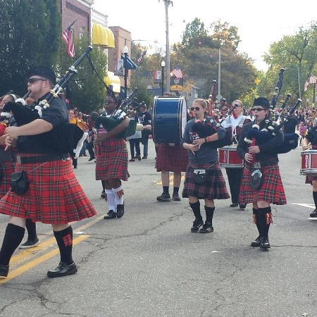 Those are Some Pipes! EUP Homecoming 2017 is Here by Cara Suppa