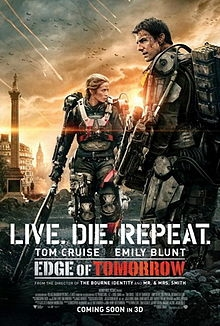 Edge of Tomorrow: Reviewed by Eric Kisner