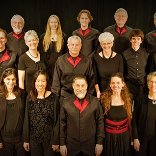 Erie Renaissance Singers Perform with a California Ensemble by Tracy Geibel