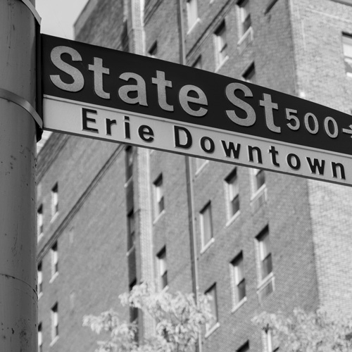 Exile on State Street by Rick Filippi