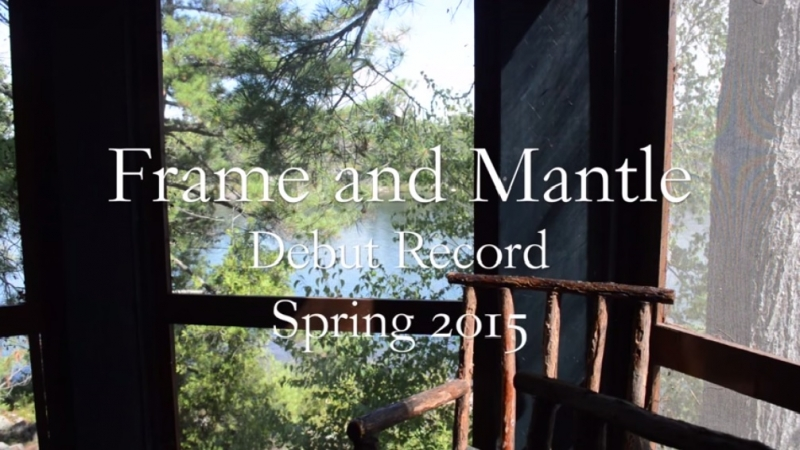 Frame and Mantle Releases Teaser for Debut Album by Chris Sexauer