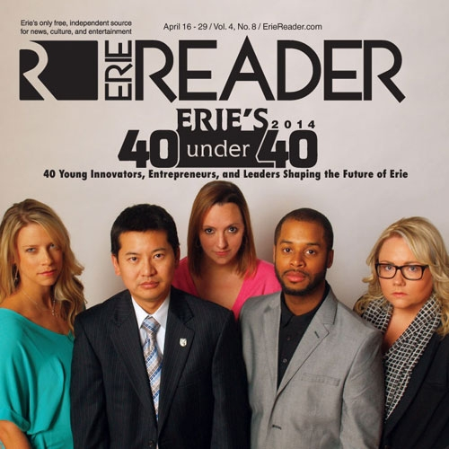 Erie's 2014 40 Under 40 by The Editors