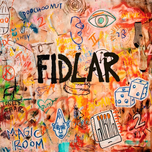 FIDLAR // Too by Alex Bieler