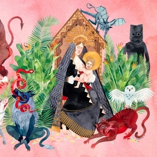 Father John Misty // I Love You Honeybear by Alex Bieler