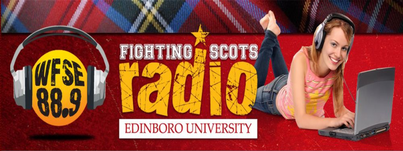Edinboro's Student-run Radio Gets Grown-up by Ryan Smith