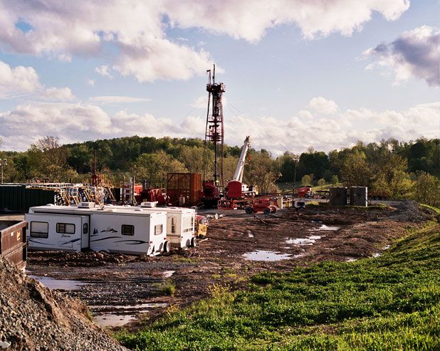 Fracking Compounds Found in Wyoming Aquifer by Jay Stevens