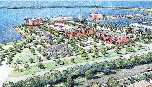 Erie's Bayfront Takes Shape by Jim Wertz