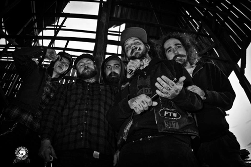 The Goddamn Gallows w/ DredNeks and Potwhole at Basement Transmissions by Alex Bieler