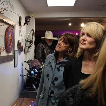 Gallery Night offers a #Vibranterie Art Scene by Mary Birdsong