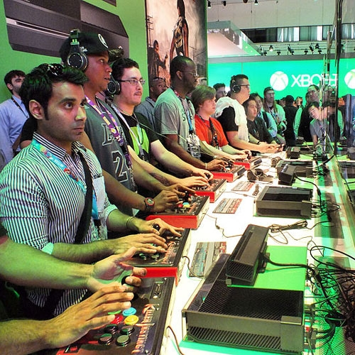 Geeked Out: The 2015 Electronic Entertainment Expo didn't disappoint by John Lindvay