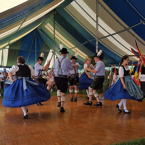 Raise a Stein to the 21st Annual German Heritage Festival by