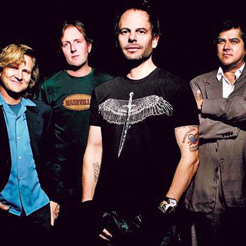 'Find Out About' Gin Blossoms at the Rock and Rescue Concert by Cara Suppa