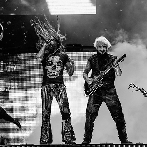 Godsmack and Rob Zombie Overtake Erie Insurance Arena by Matt Swanseger