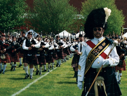Get your Scottish on at Edinboro's Highland Games by Ryan Smith