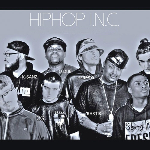 HipHop I.N.C. featuring Nino Bless is an All-out Hip-Hop Extravaganza by Alex Bieler