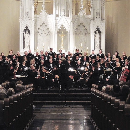 Take a Stand — for Handel's Messiah, If You Like by Cara Suppa