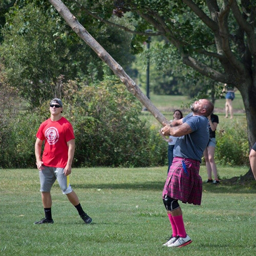The 24th Annual Edinboro Highland Games and Scottish Festival by Tracy Geibel