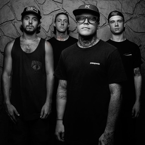 Hundredth Headlines at Basement Transmissions by Tommy Shannon