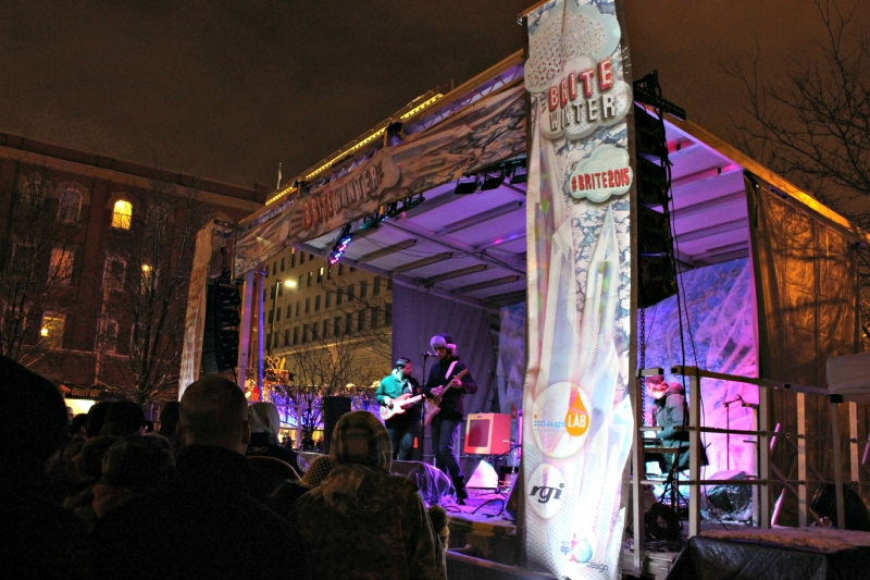 Brite Winter Provides a Festival Experience in the Snow by Alex Bieler