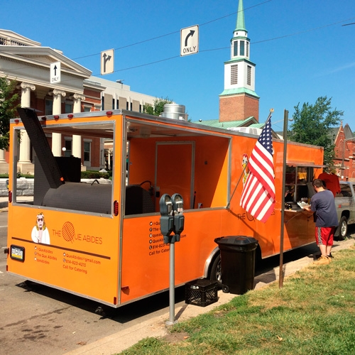 Food Truck Freakonomics by Jim Wertz