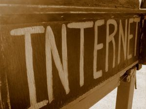 Upfront: Messing with the Internets by Cory Vaillancourt