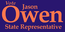 Jason Owen Announces Candidacy by Cory Vaillancourt
