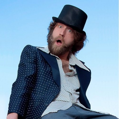 Former U.S Paralympian and Last Comic Standing Winner, Josh Blue, Comes to Jr's Last Laugh by Alex Bieler
